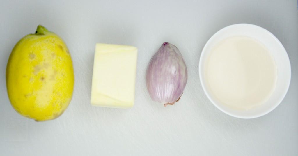 Beurre blanc 6