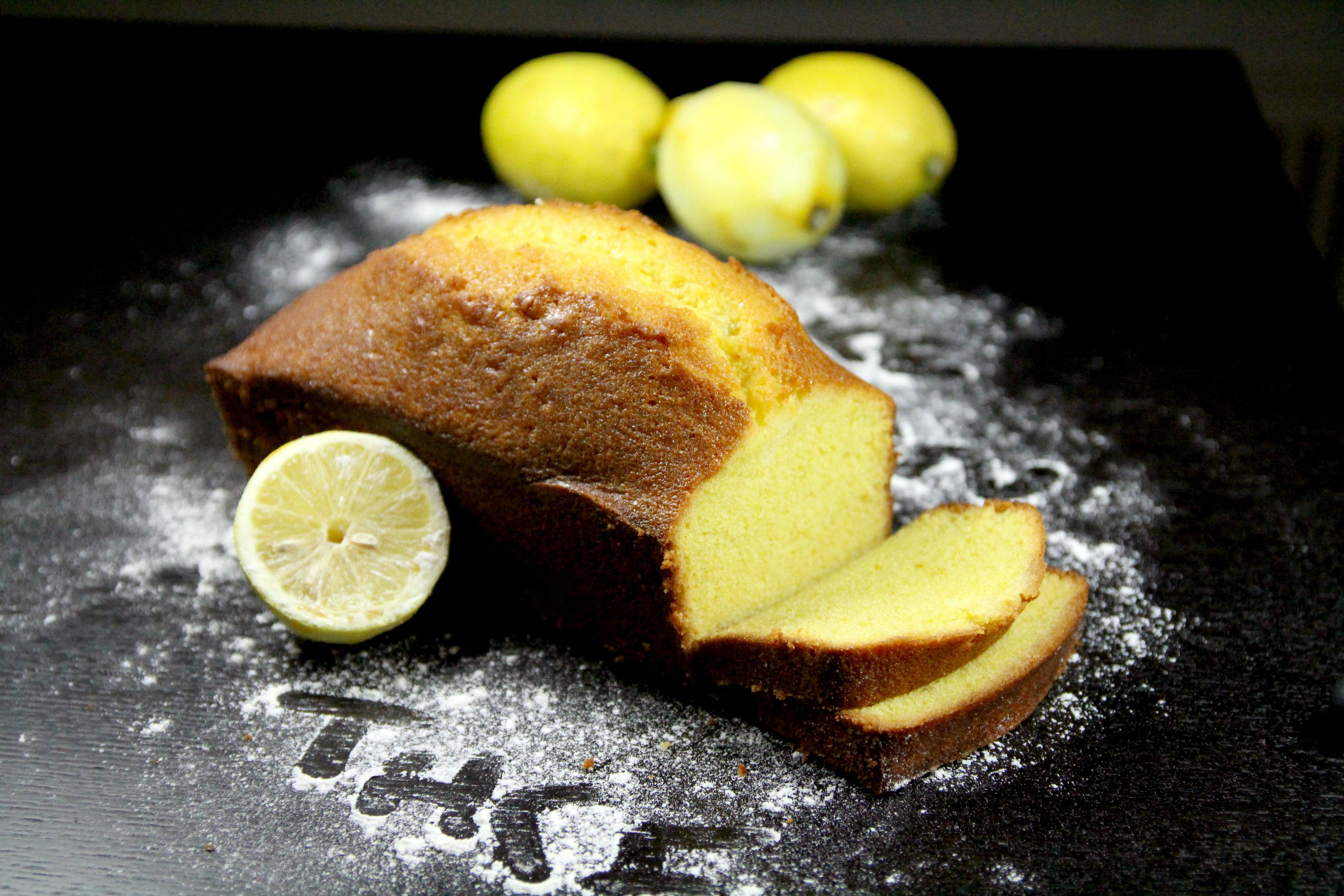 cake au citron recette de pierre herm the happy. Black Bedroom Furniture Sets. Home Design Ideas