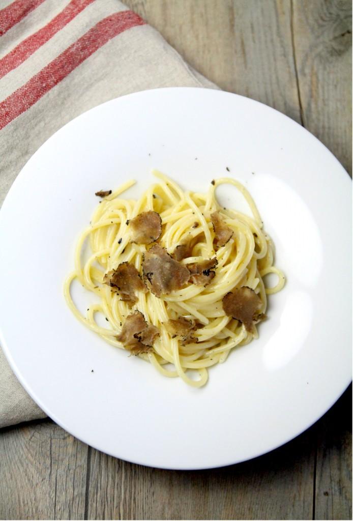Spaghetti al tartuffo 3
