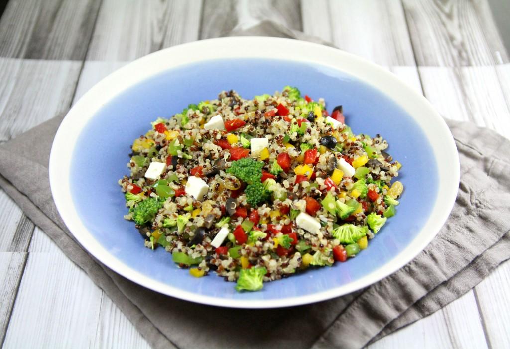 Salade Quinoa 1