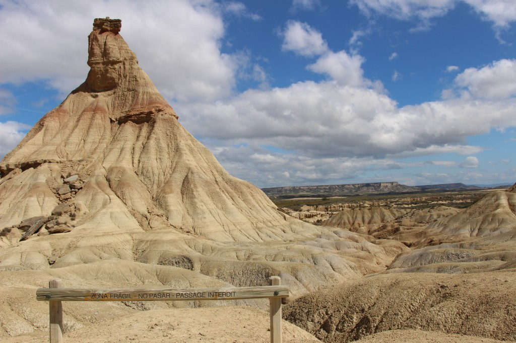 En route pour Las Bardenas Reales : le Monument Valley espagnol ...