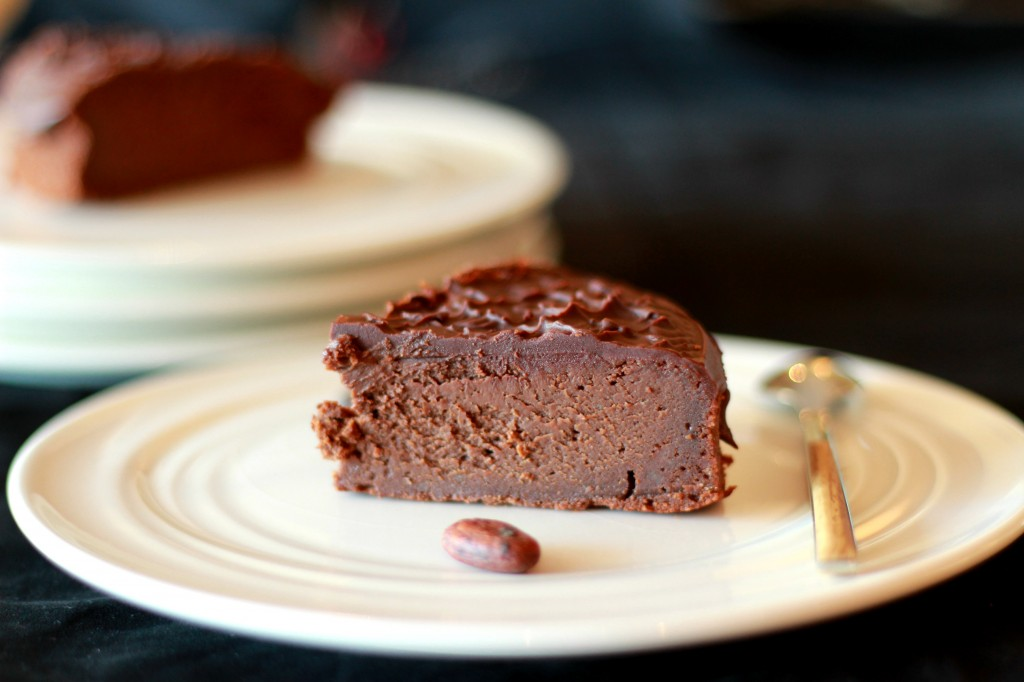 Gâteau chocolat - mascarpone 16