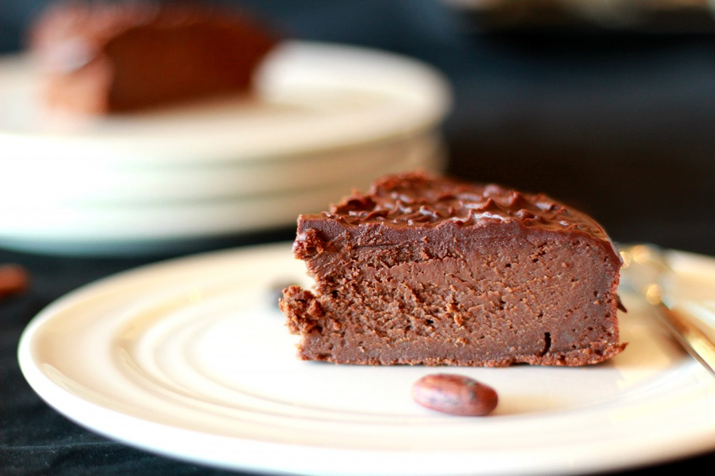 Gâteau chocolat - mascarpone 8