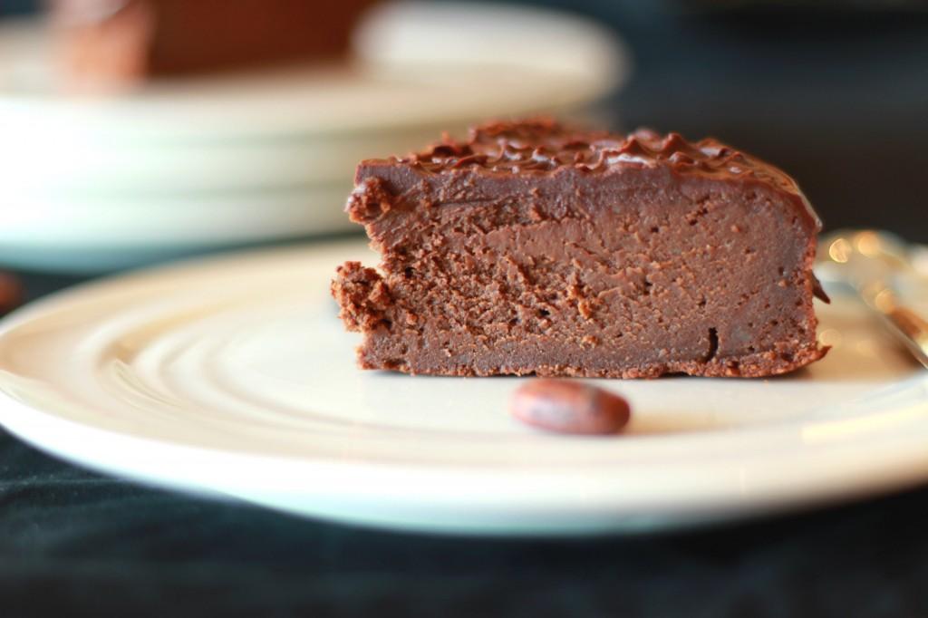 Gâteau chocolat - mascarpone 7