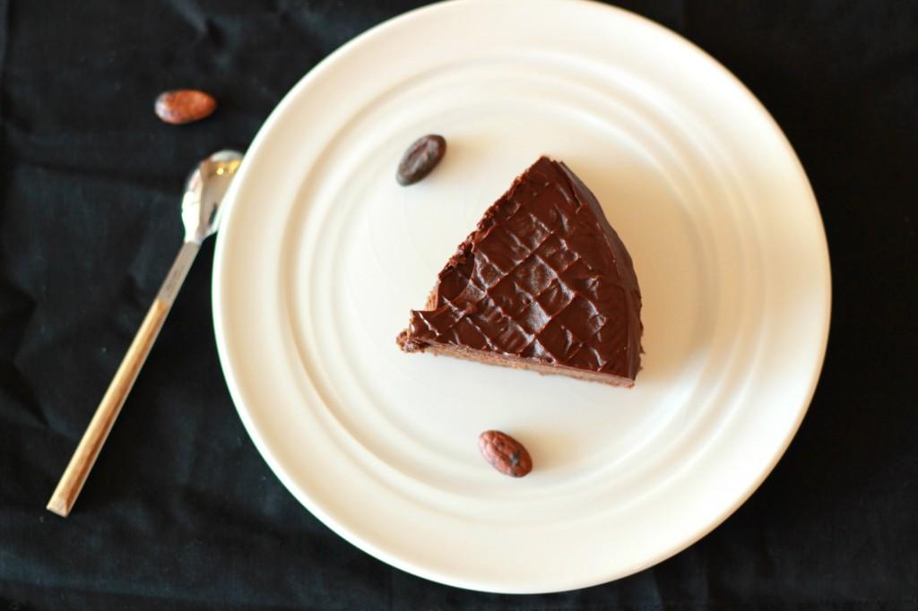 Gâteau chocolat - mascarpone 20