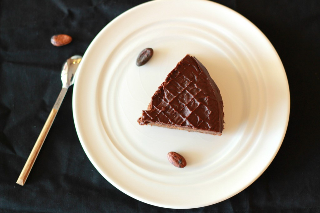 Gâteau chocolat - mascarpone 19
