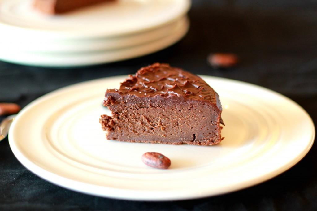 Gâteau chocolat - mascarpone 4