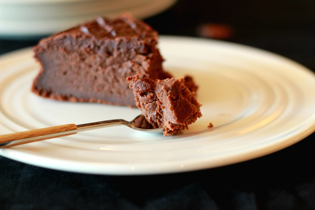 Gâteau chocolat - mascarpone 5