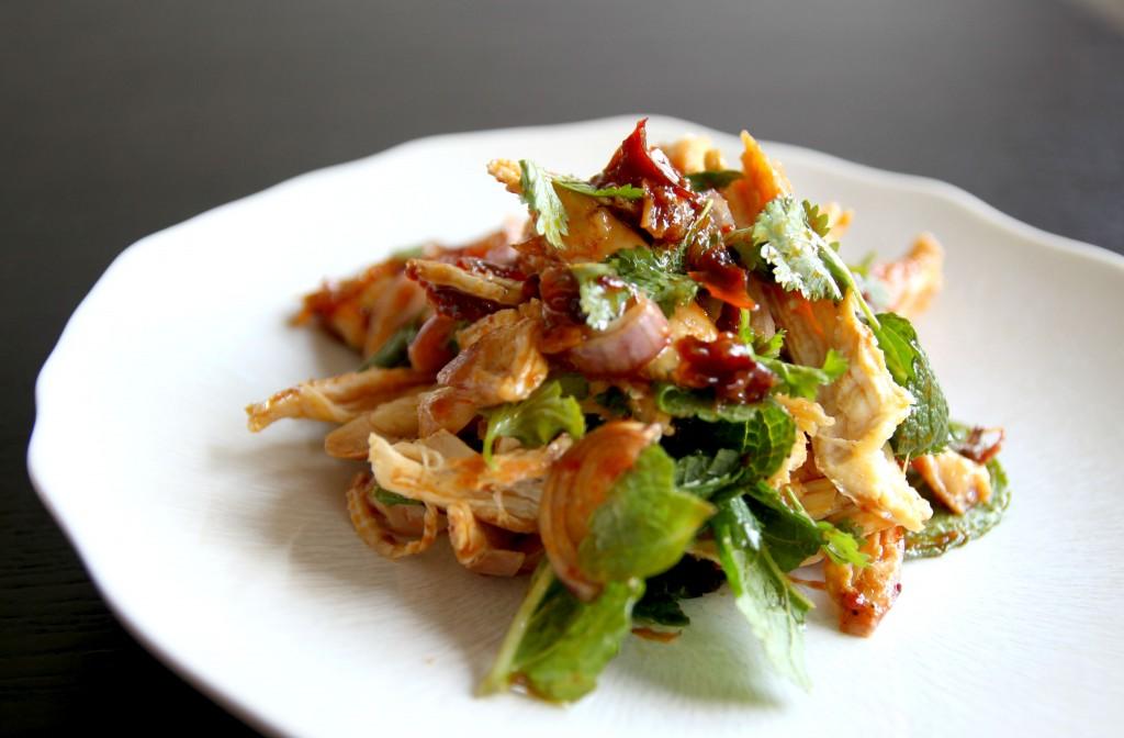 Thai chicken salad 1