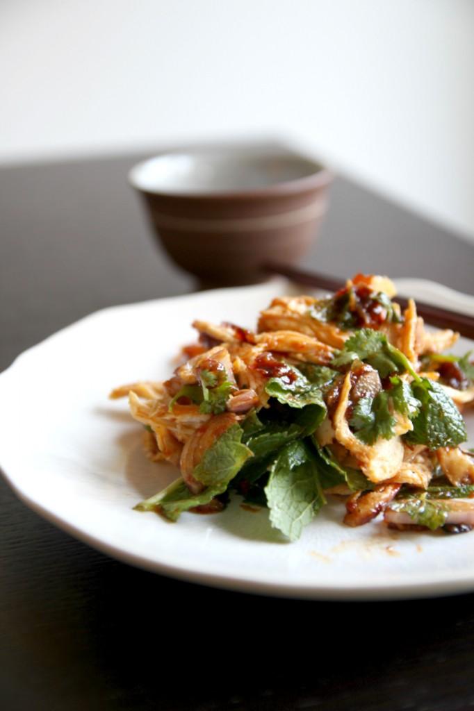 Thai chicken salad 3