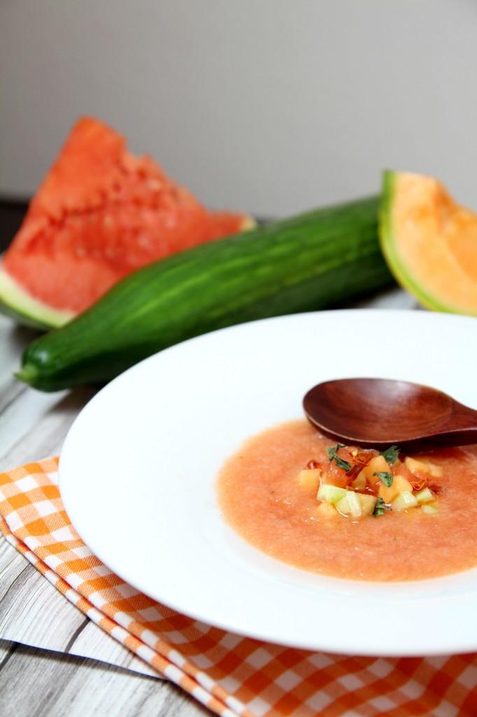 Soupe froide melon pasteque 5